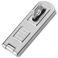 Abus 100/100 Hasp and Staple 35 x 100mm