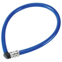 Abus 1100/55 Colour Combination Cable Lock 6mm/55cm