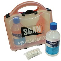Scan Eye Wash Station