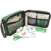 Scan Household and Bums First Aid Kit