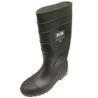 Scan Safety Wellingtons UK 6 Euro 40