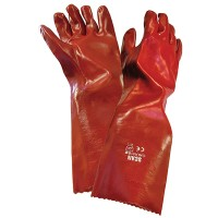 Scan PVC Gauntlets 45cm 18in