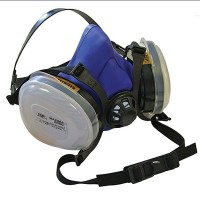Scan P2 Half Mask Twin Dust Filter Respirator