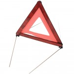Silverline Reflective Road Safety Triangle 430mm