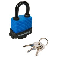 Silverline Weather Resistant Padlock 40mm