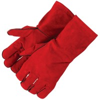 Silverline Welding Gauntlets Gloves