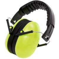 Silverline Junior Ear Defenders - Green