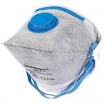 Silverline Fold Flat Face Masks Welding and Painting FFP2 - Single