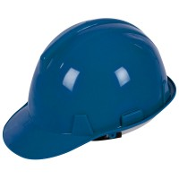 Silverline Safety Hard Hat Blue - Electrician