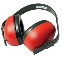 Silverline Lightweight Ear Defenders 27DB