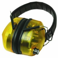 Silverline Electronic Ear Defenders 30DB