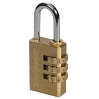 Silverline Combination Padlock 30mm - 3 Digit