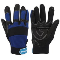 Silverline Mechanics Gloves - Large