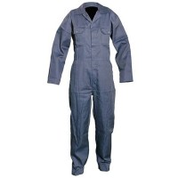 Silverline Boilersuit Navy Blue - Medium