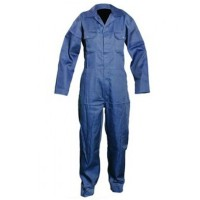 Silverline Boilersuit Navy Blue - X Large