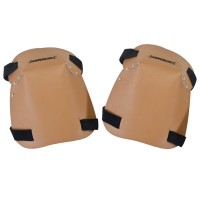 Silverline Leather Knee Pads