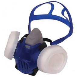 Vitrex 331100 Twin Filter Respirator Face Dust Mask P2