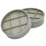 Vitrex 331305 A1 Vapour Filters For Twin Filter Respirator Face Mask