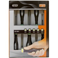 Bahco BE-9885 Torx Screwdriver Set - 5 Piece
