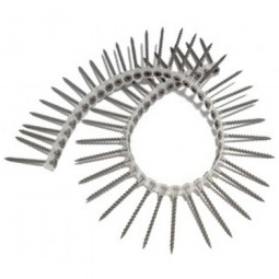 Drywall Screws Collated Autofeed Black