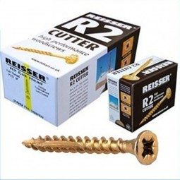 Reisser R2 Cutter Wood Screws