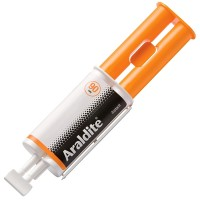 Araldite Instant Syringe 24ml 2 Compound Epoxy Adhesive