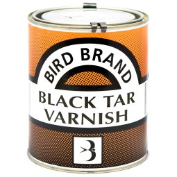 Bird Brand Black Tar Varnish Bituminous Paint