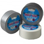 Bond It Duct Gaffa Heavy Duty Tape Black 48mm x 50 Metres