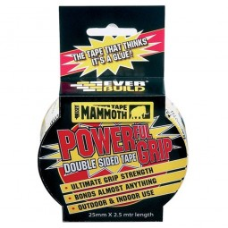 Everbuild Power Grip Double Sided Tape
