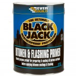 Everbuild 902 Bitumen and Flashing Primer - 1 Litre