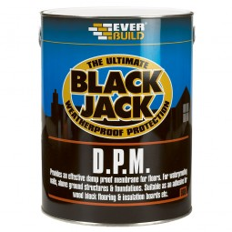 Everbuild 908 DPM Damp Proof Membrane - 5 Litre