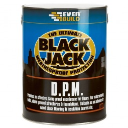 Everbuild 908 DPM Damp Proof Membrane - 25 Litre Available In Store Only