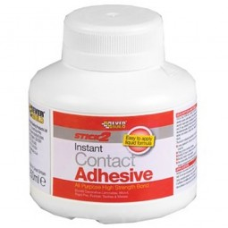 Everbuild Contact Adhesive All Purpose High Strength - 250ml