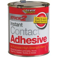 Everbuild Contact Adhesive All Purpose High Strength - 750ml