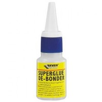 Everbuild Superglue De Bonder - 20ml