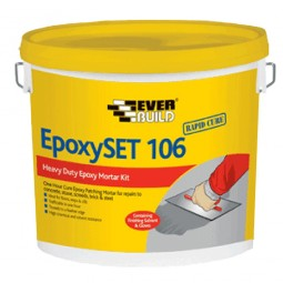 Everbuild Epoxyset 106 Rapid Cure