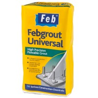 Febgrout Universal High Precision Flowable Grout 25kg