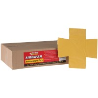 Everbuild Firespan Intumescent Putty Pads 1 Gang Box