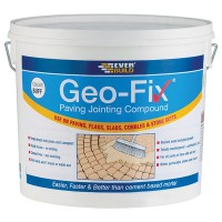 Everbuild Geo Fix Paving Joint Compound Grey - 20Kg