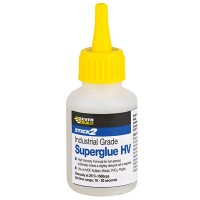 Everbuild Industrial HV High Viscosity Superglue - 50 Gram