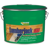 Everbuild Lumberjack 160 Wood Flooring Adhesive - 10 Litre Available In Store Only