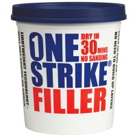 Everbuild One Strike Lightweight Filler - 1 Litre