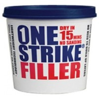 Everbuild One Strike Lightweight Filler - 2.5 Litre