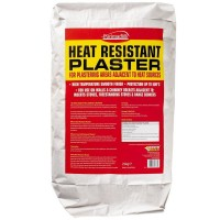Everbuild KOS Heatproof Plaster Heat Resistant High Temperature 20kg