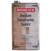 Resiblock Indian Sandstone Sealer Path Patio Enhancer - 5 Litre