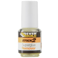 Everbuild Stick 2 Superglue Remover - 4 Gram