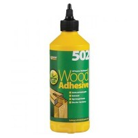 Everbuild 502 Waterproof All Purpose Wood Glue Adhesive - 250ml