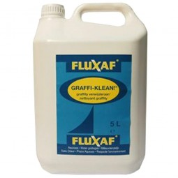 Fluxaf Graffiti Remover and Cleaner Graffi-Klean Spray 5 Litre