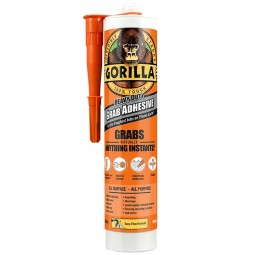 Gorilla Heavy Duty Grab Adhesive 290ml - White