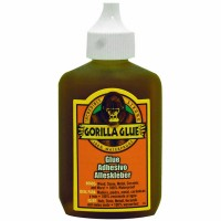 Gorilla Glue For Use With Wood Stone Metal Ceramic - 60ml